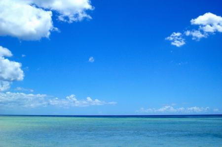 グアムの海の写真